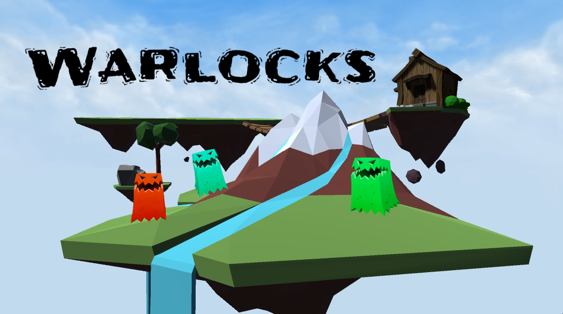 Warlocks - A virtual reality wave shooter