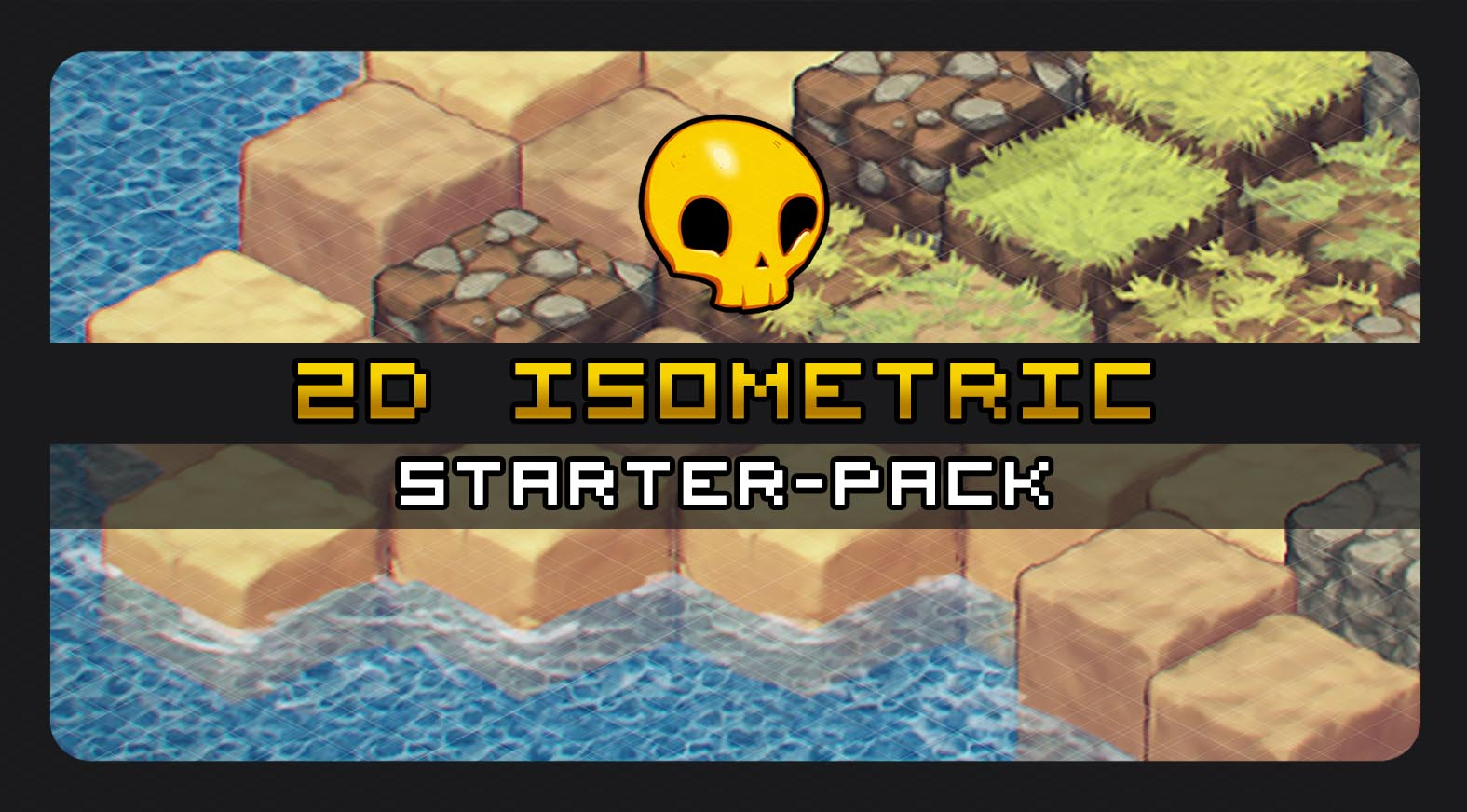 2D Isometric Tile Starter Pack