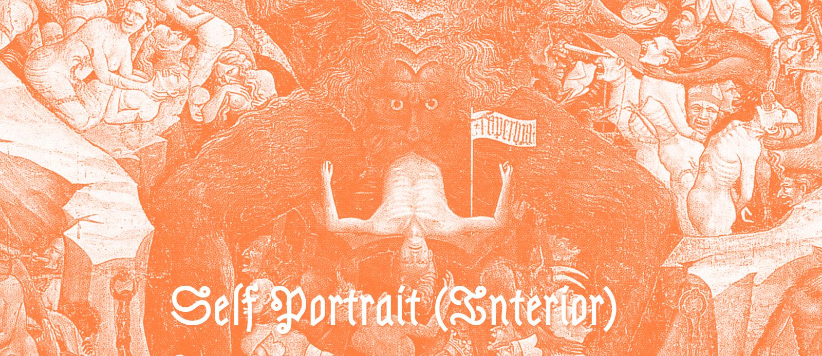 Self Portrait (Interior)