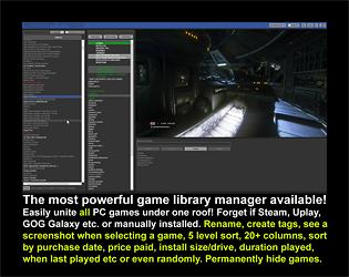 add installed game to gog galaxy