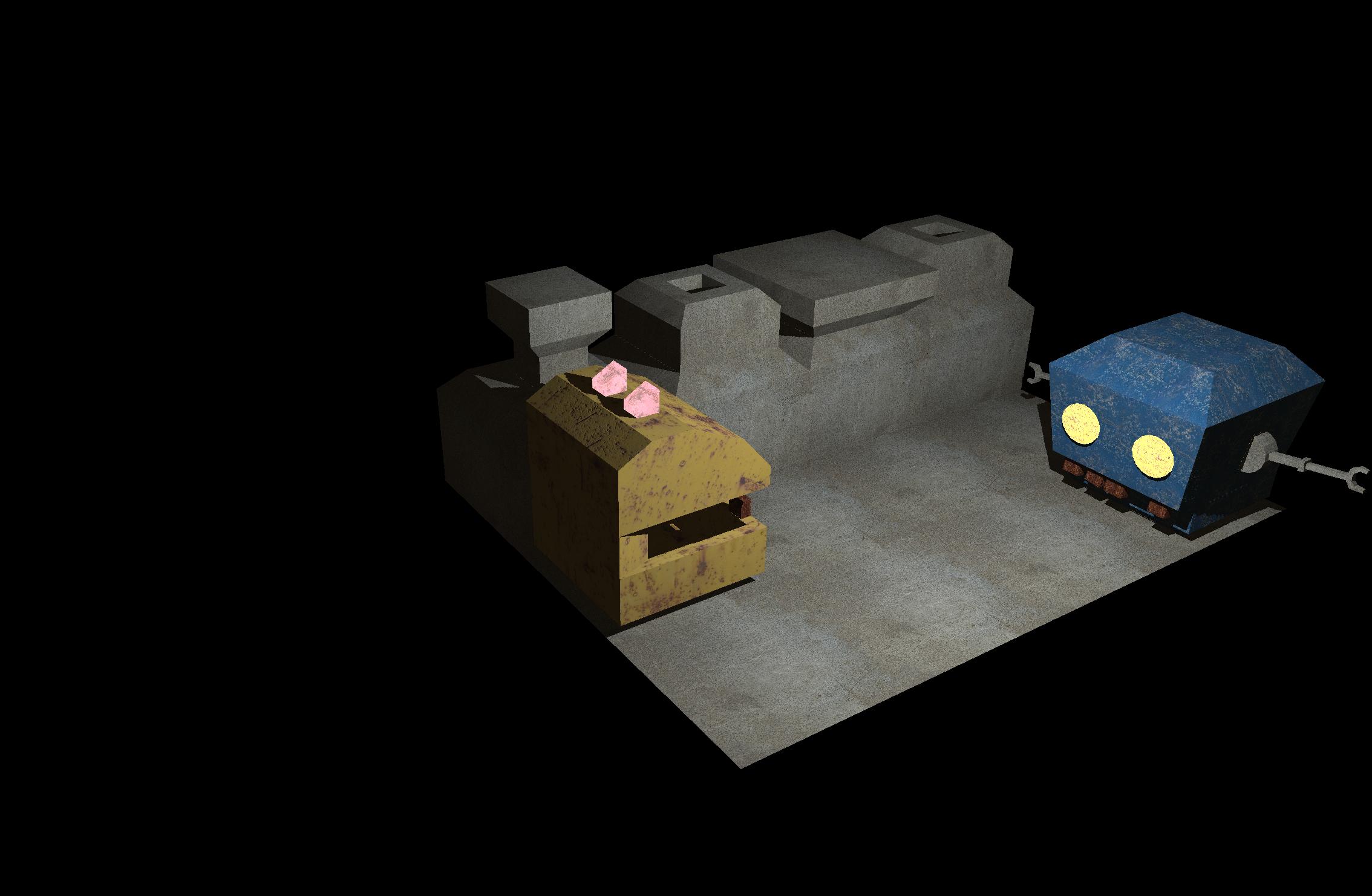 Metal Pacman