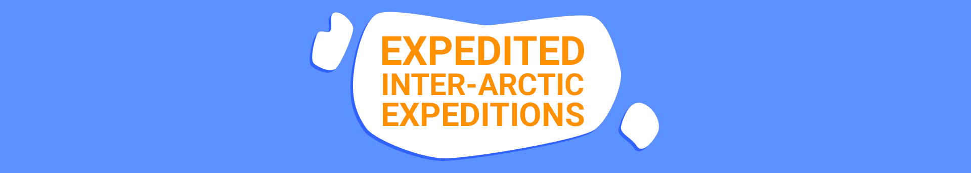 Expedited Inter-Arctic Expeditions
