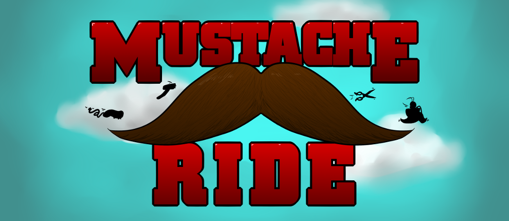 Mustache Ride: Rainbow Edition