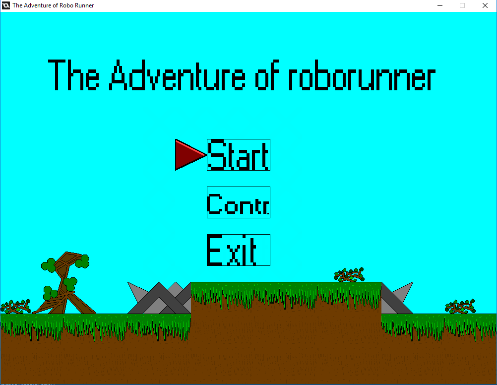 The Adventure of Roborunner
