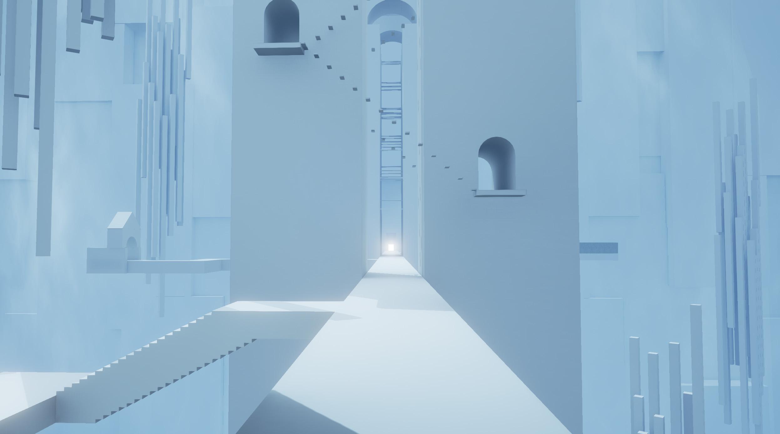 Freedom Locomotion VR by HugeRobot