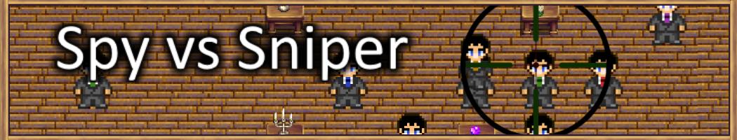 Spy vs Sniper