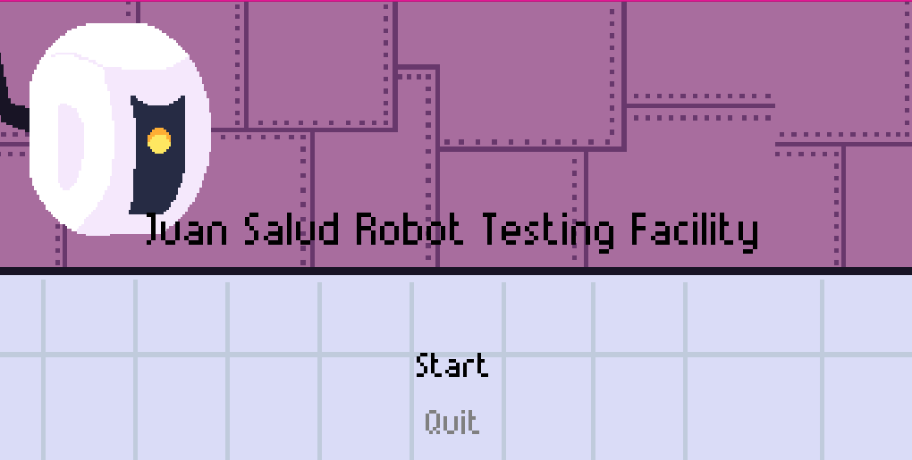 Juan Salud Robot Training Facility