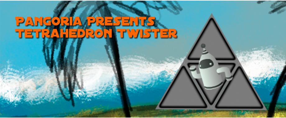 Tetrahedron Twister