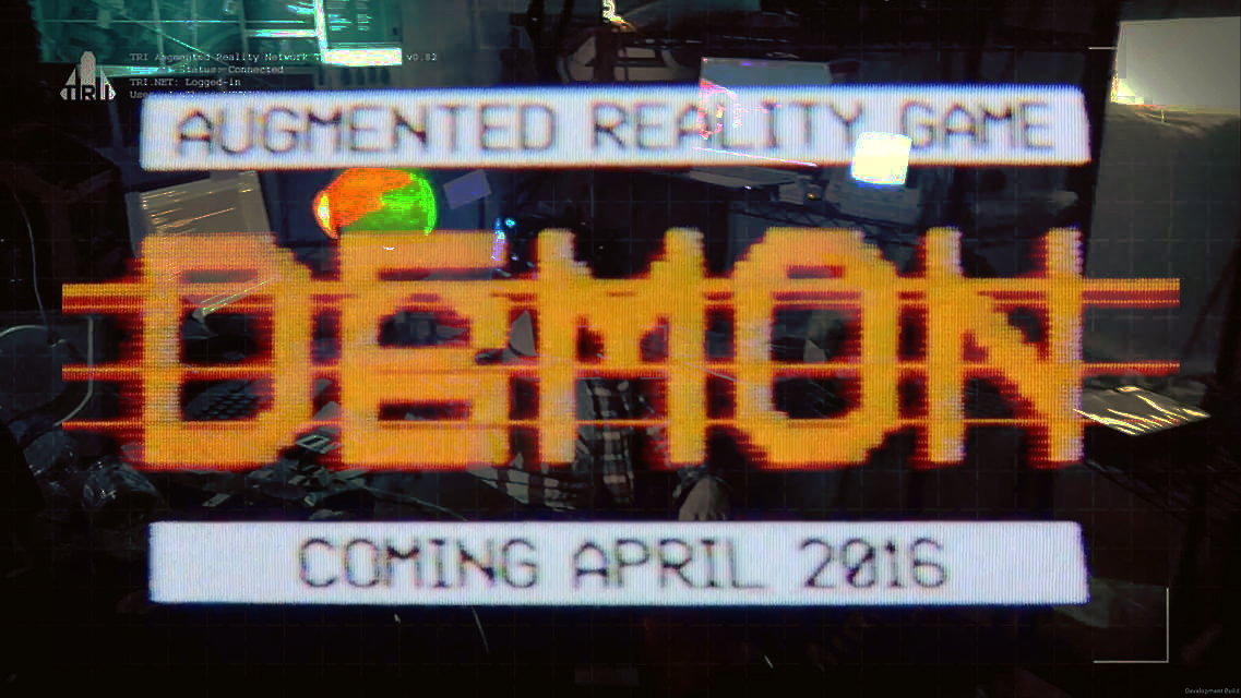 DAEMON - Augmented Reality Game
