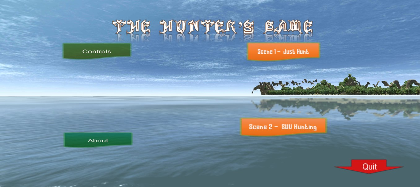 The Hunter's Game