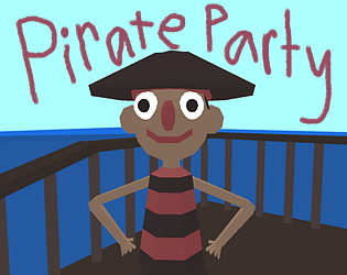 PIRATE PARTY [Free] [Simulation] [Windows] [macOS]