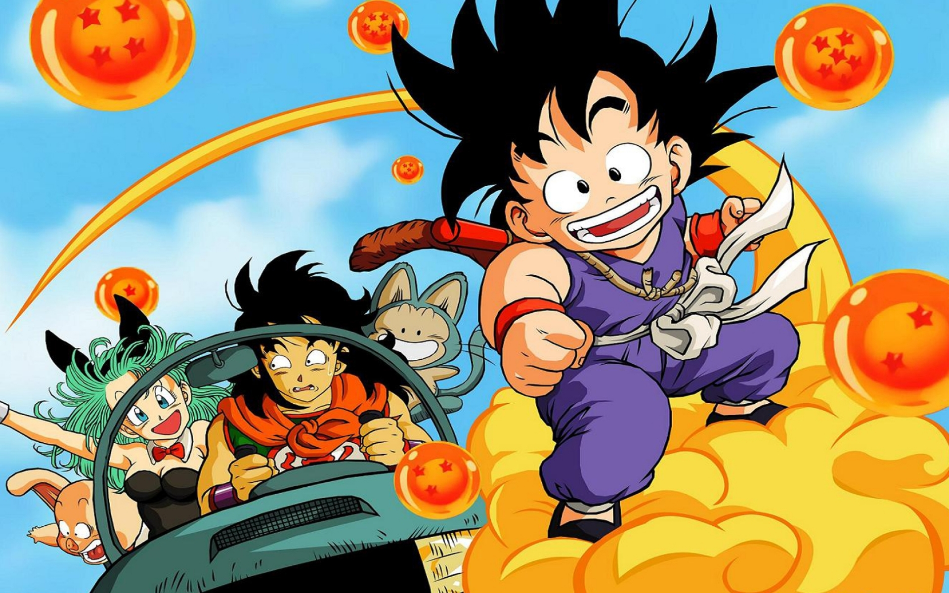 Kata Kata Bijak Gambar Animasi Kartun Dragon Ball Kata