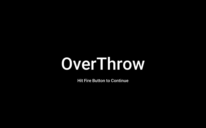 OverThrow