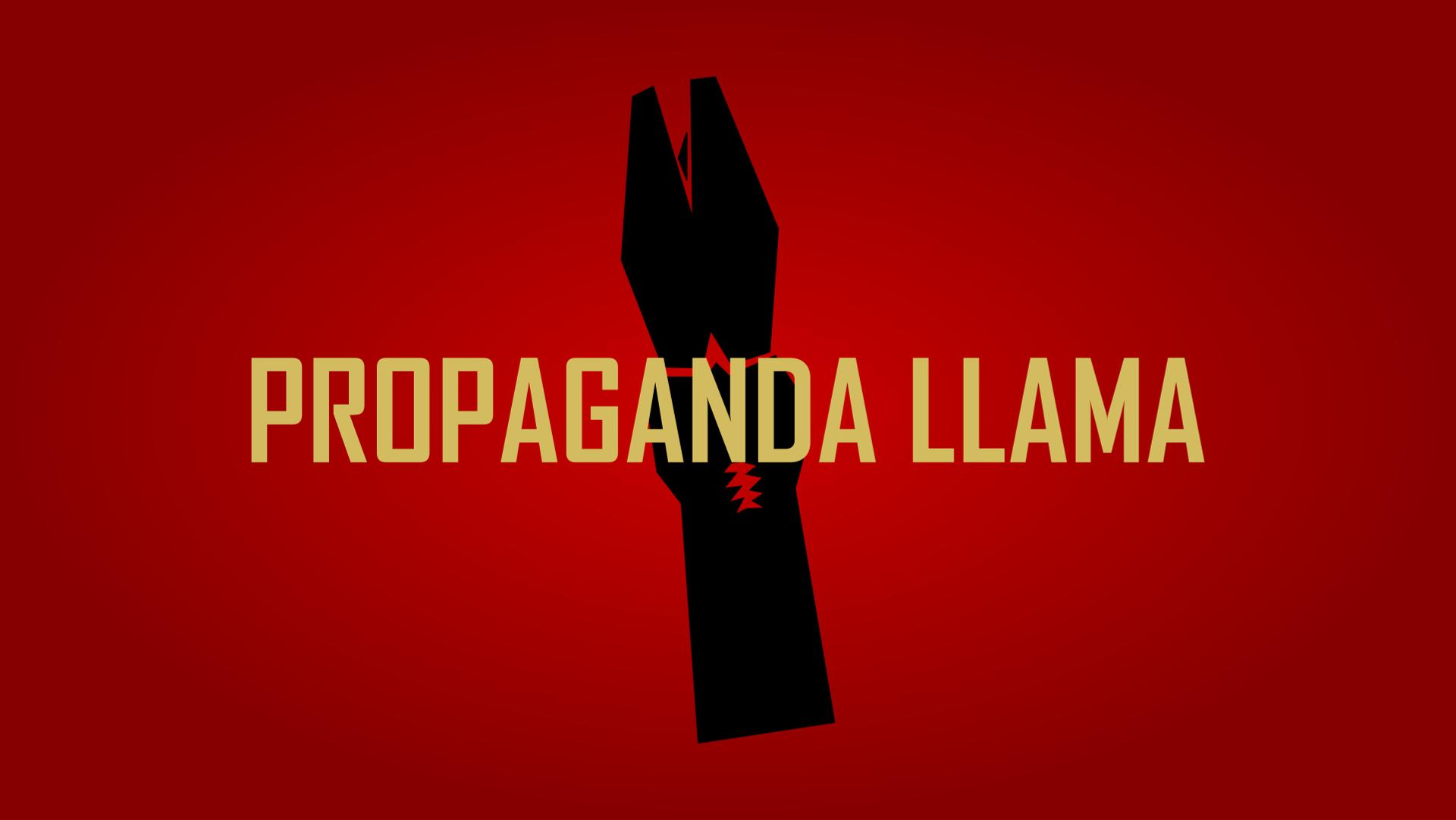 Propaganda Llama