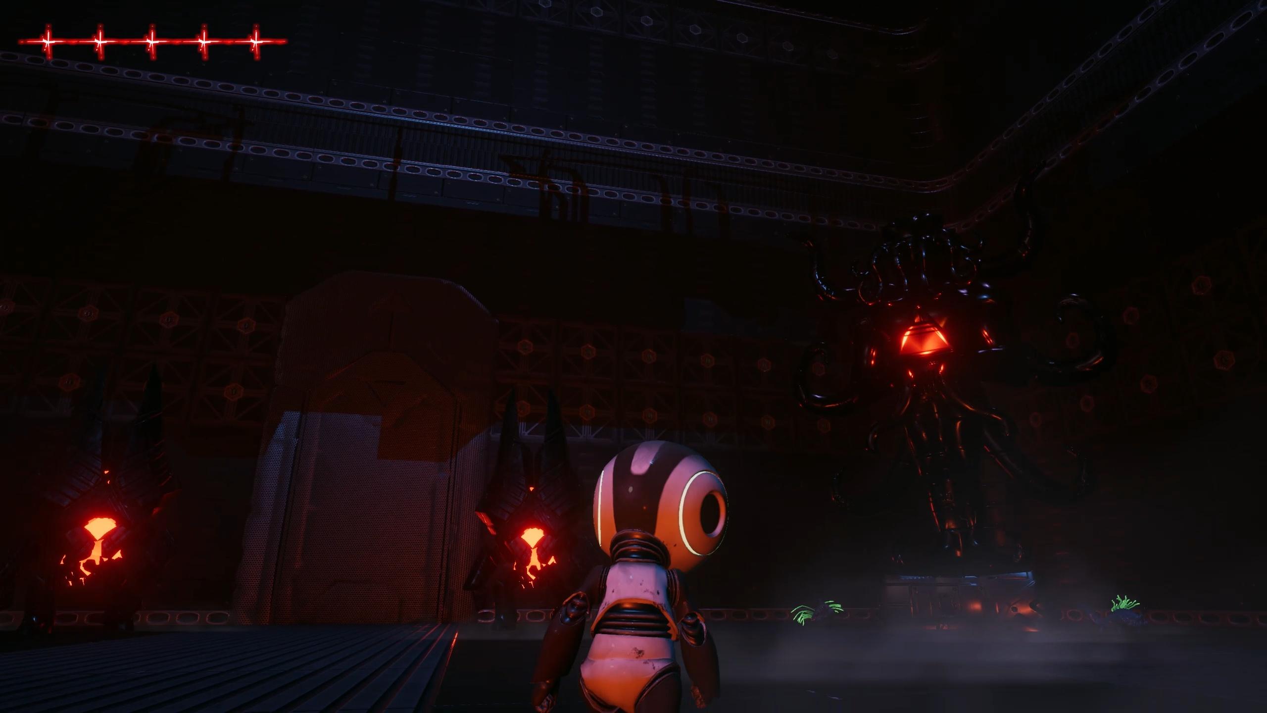 Screenshot from itch.io