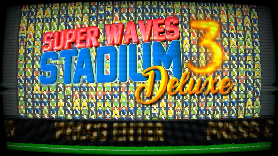 Super Waves Stadium 3 Deluxe Edition
