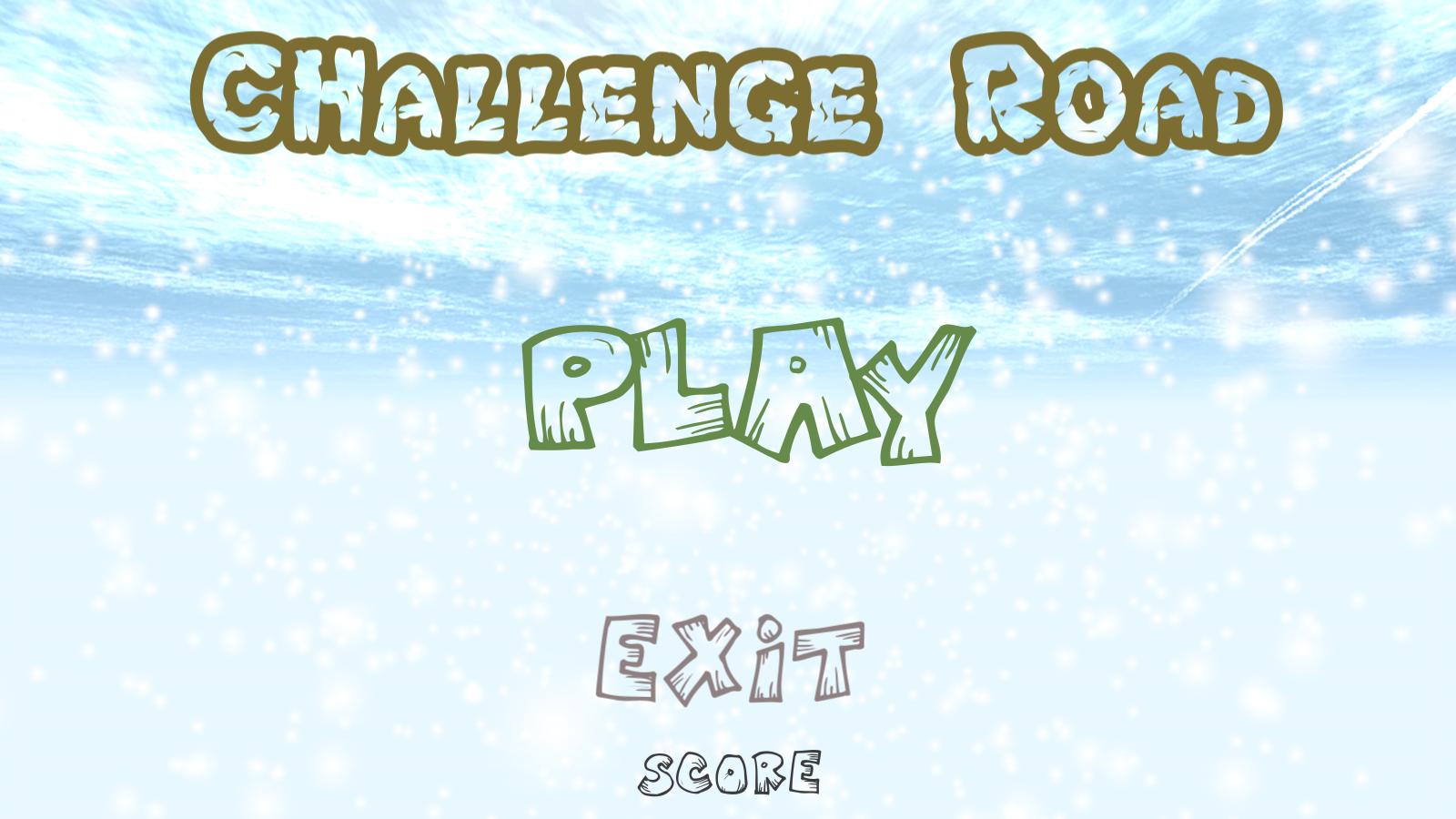 Challenge Road