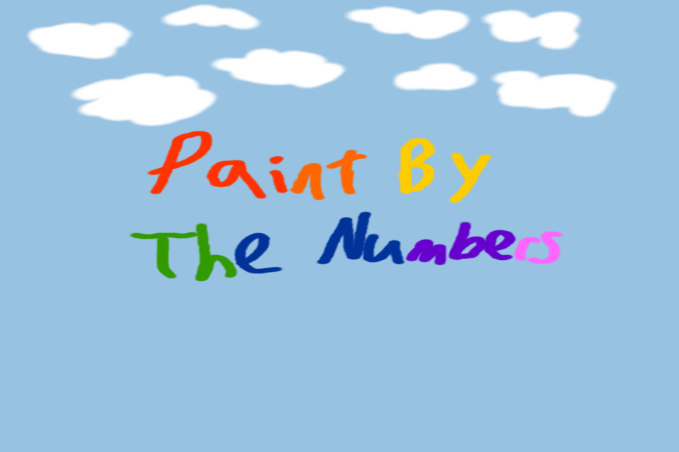 Paint By The Numbers