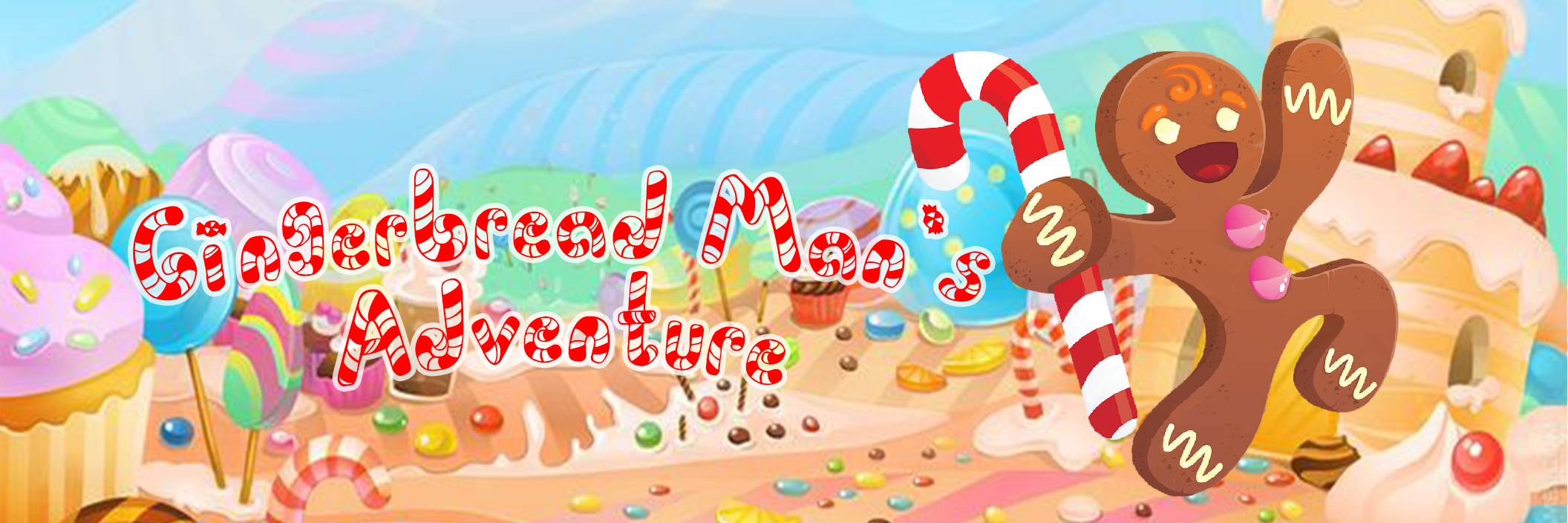Gingerbread Man's Adventure