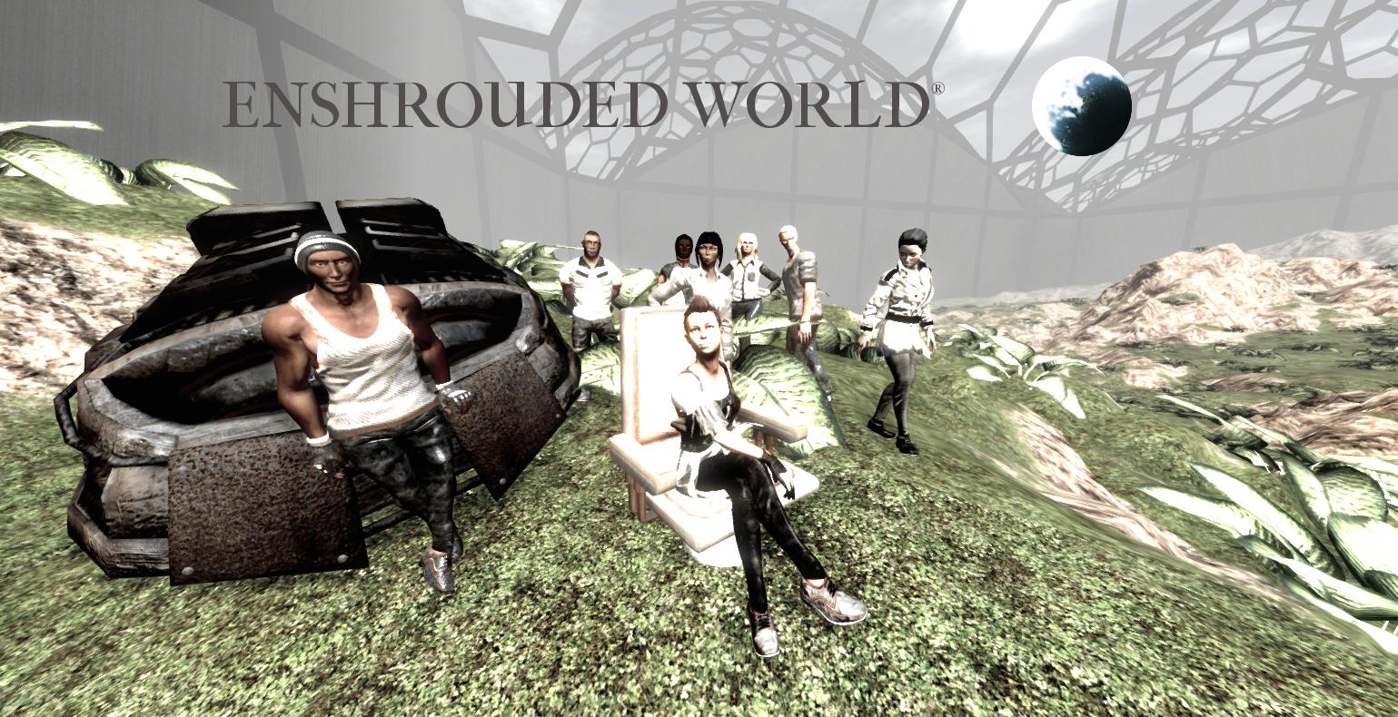Enshrouded World