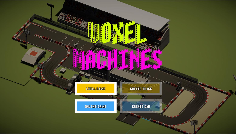 Voxel Machines