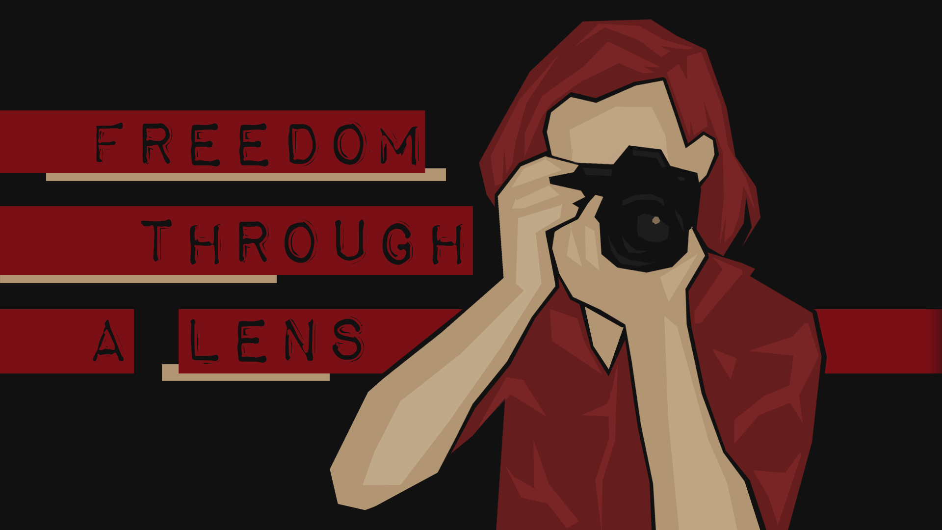 Freedom Through A Lens