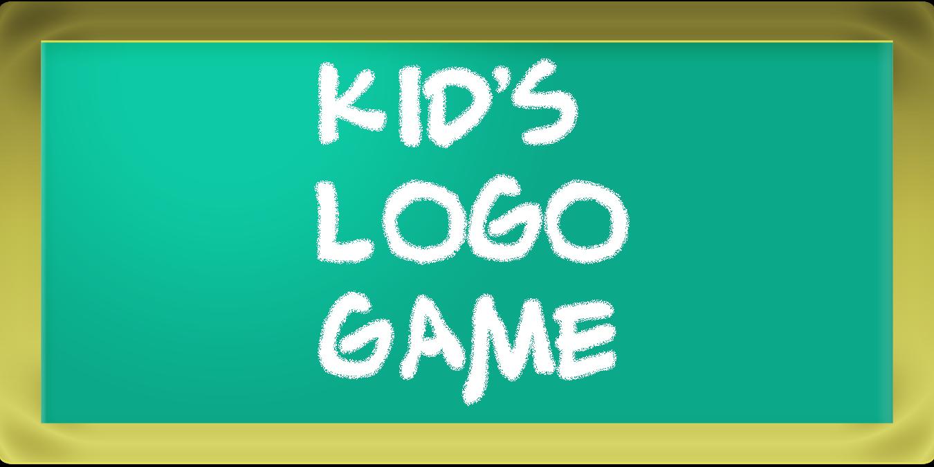 Kid's Logo Game