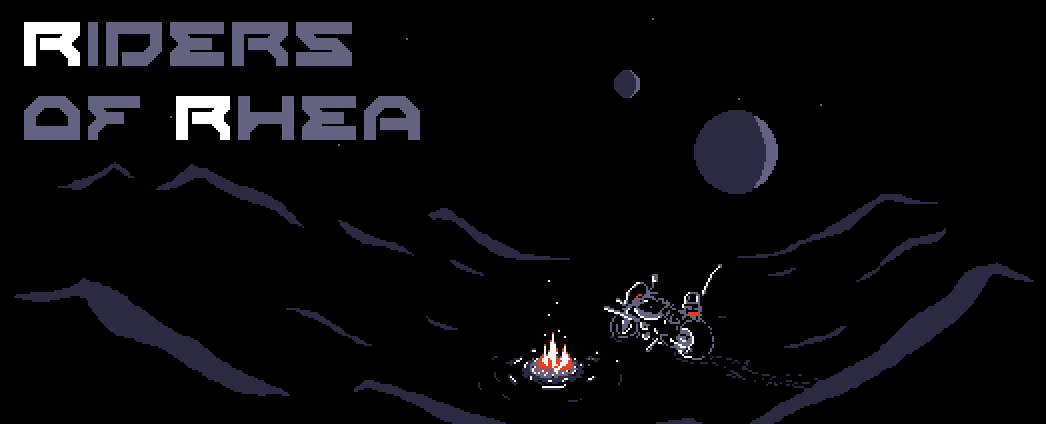 Riders of Rhea