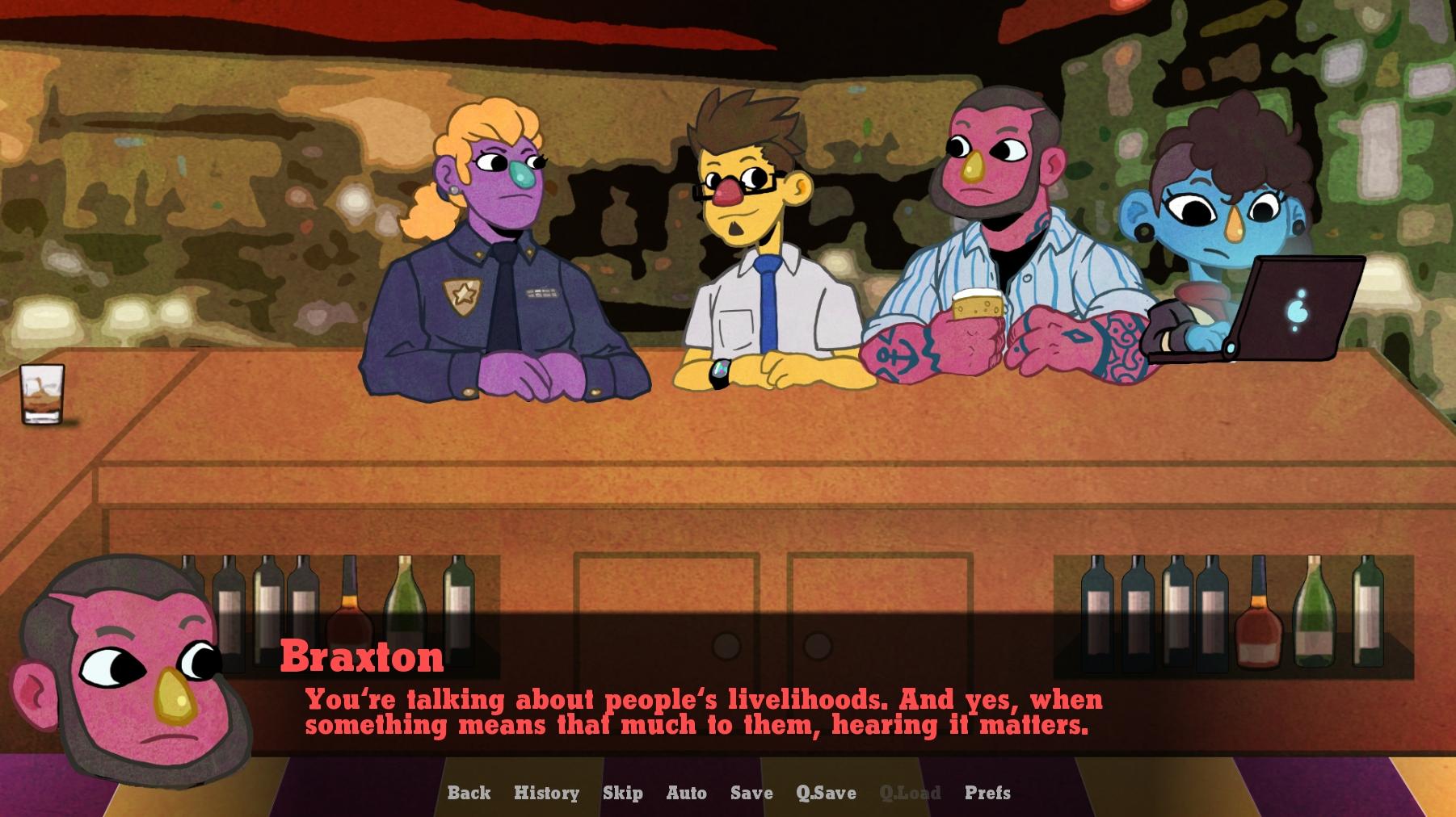 Bar Story
