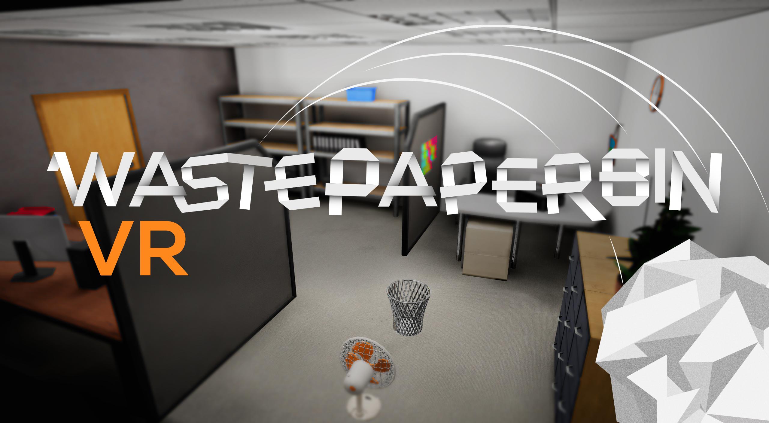 Wastepaperbin VR
