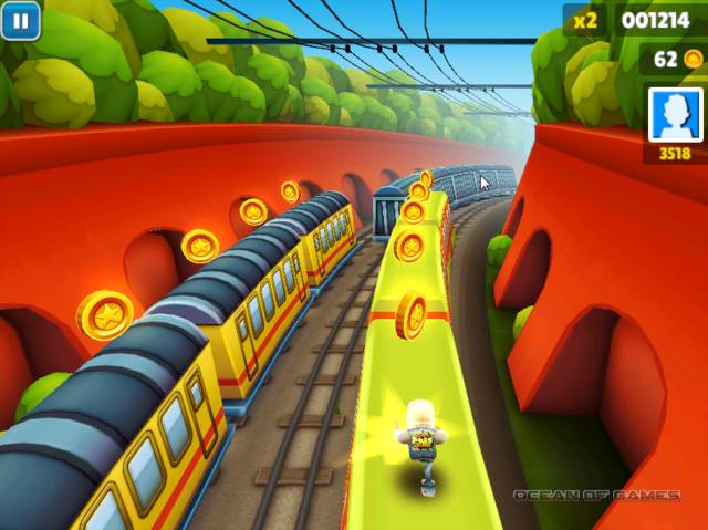 the game subway surf
