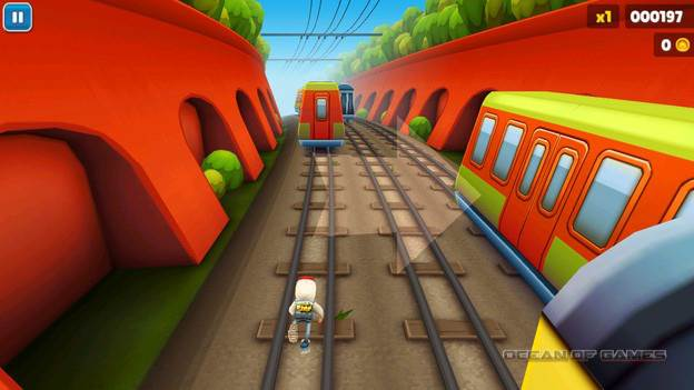 Subway Surfers PC by AJChirag