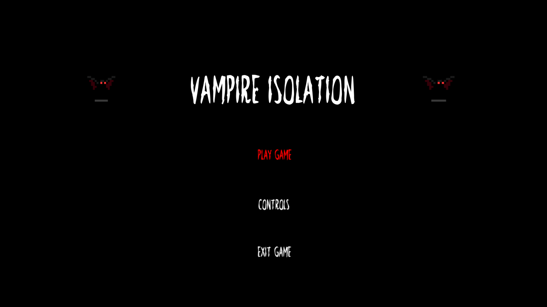 Vampire Isolation