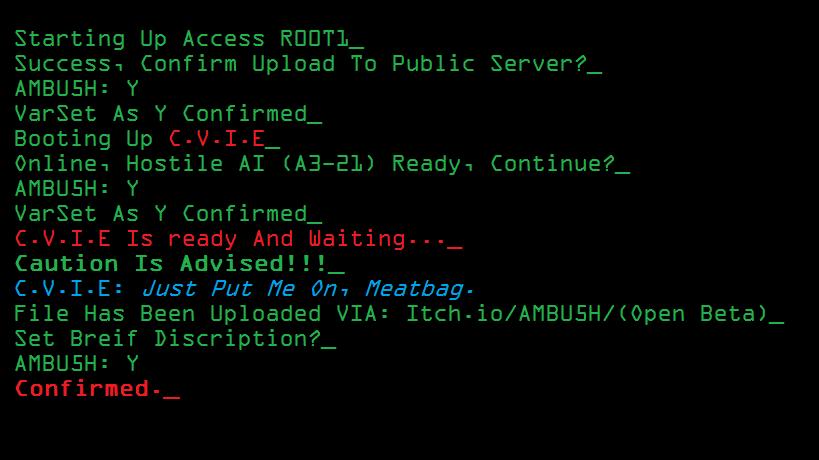 CVIE (Open Beta)