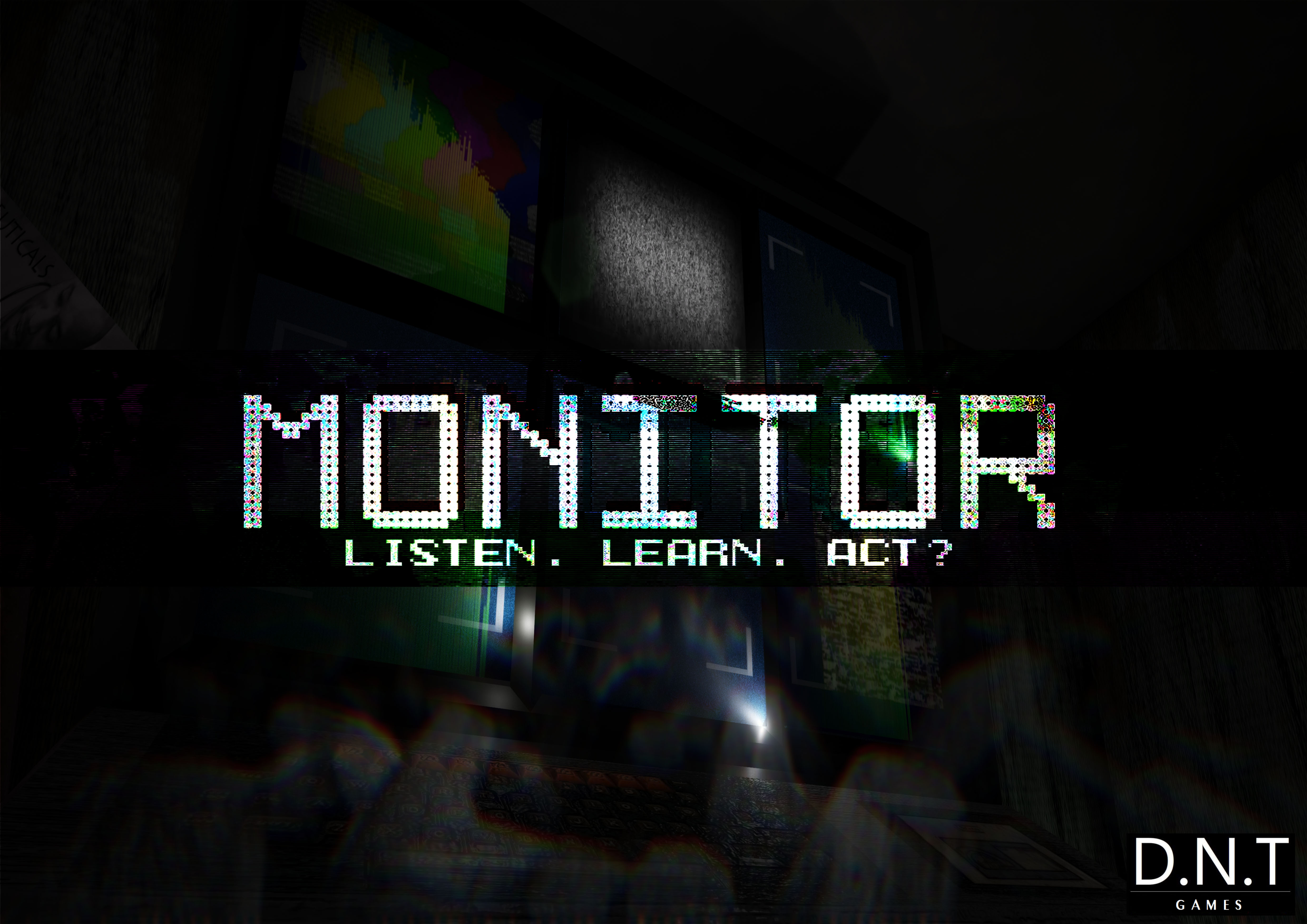 MONITOR: The Game