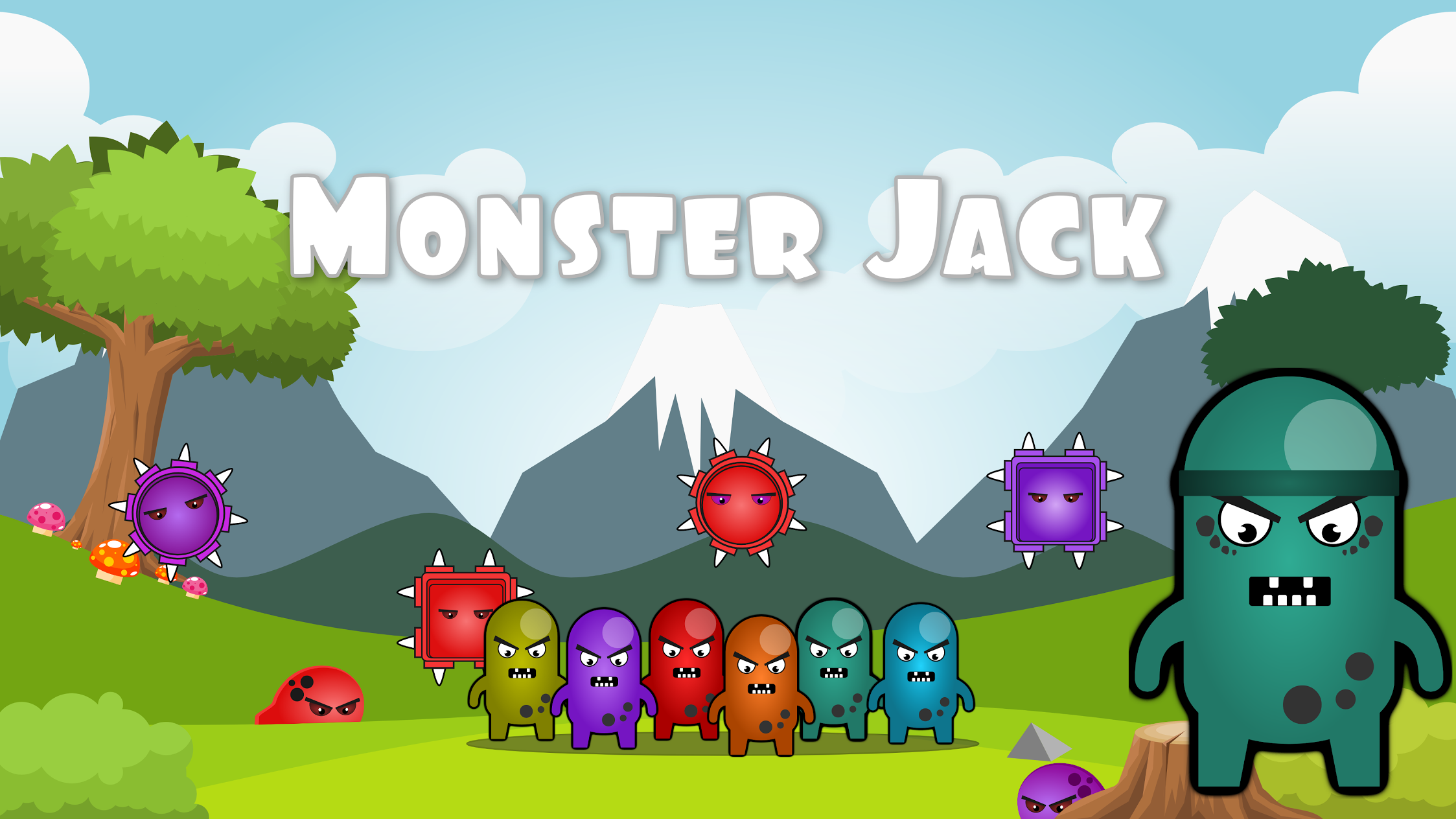 Monster Jack - Multiplayer