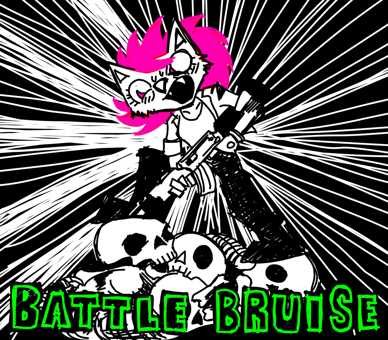 Battle Bruise - Beta testing