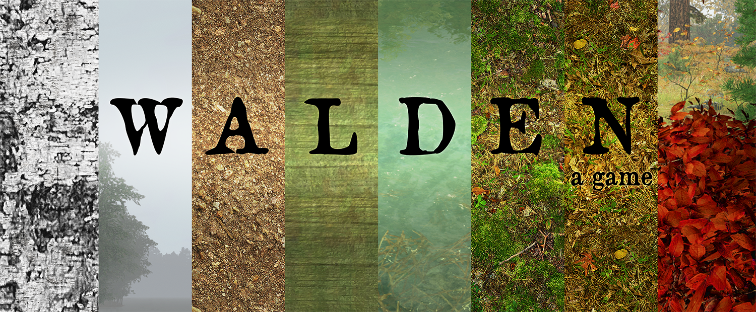 Walden, a game (early access alpha)