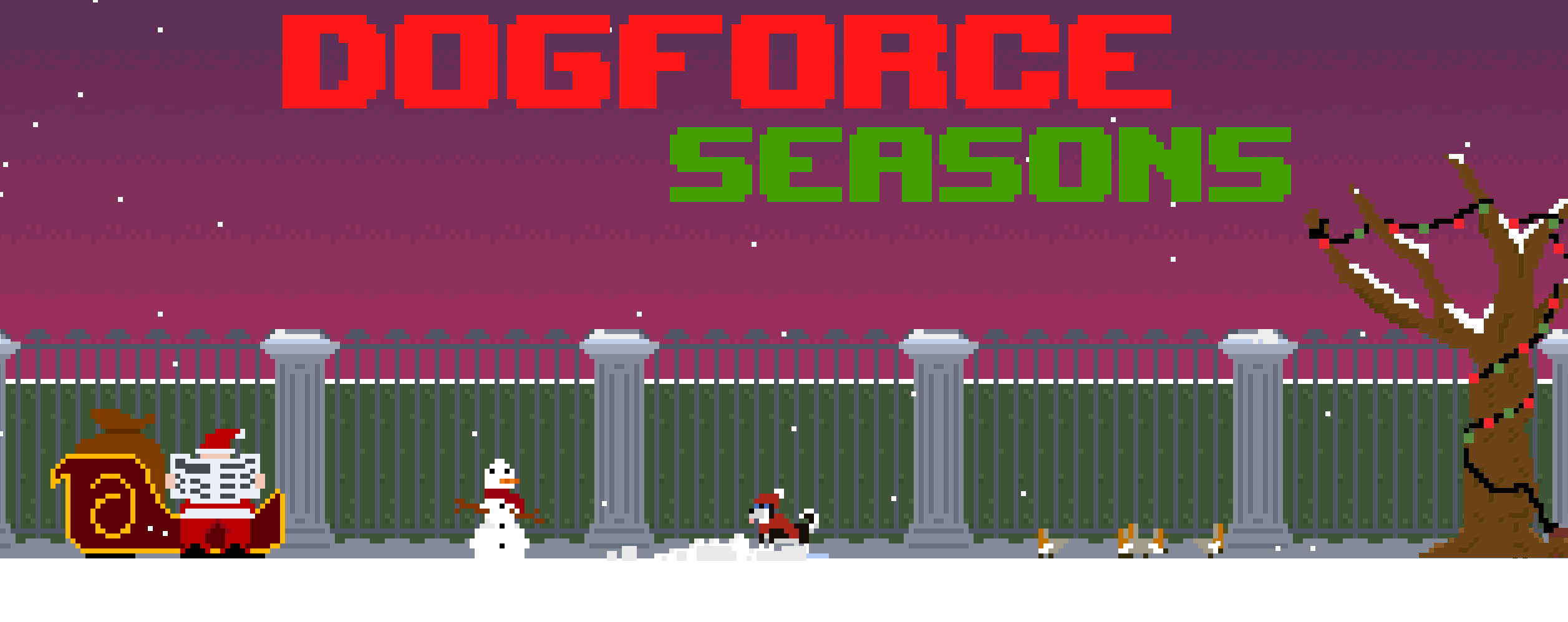 DOGFORCE: SEASONS