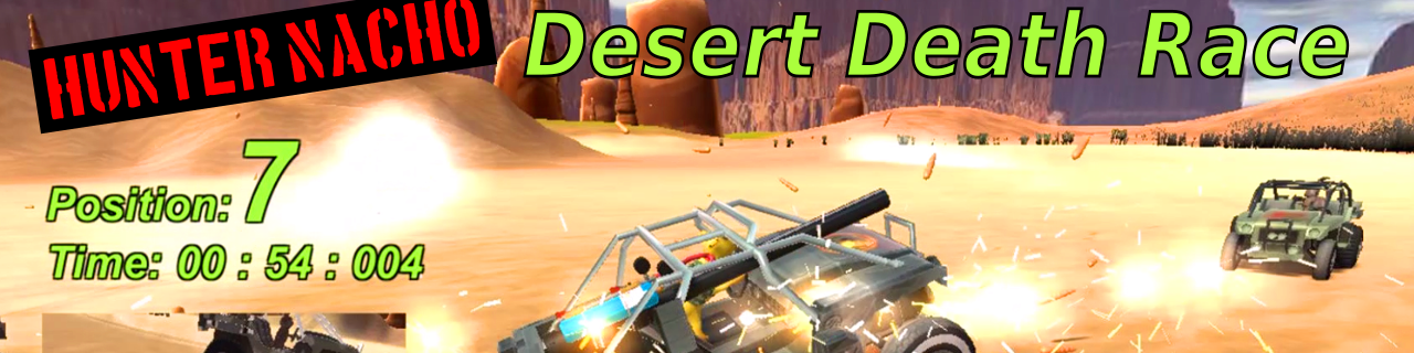 Hunter Nacho: Desert Death Race
