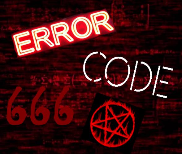 ERRORCODE {666}