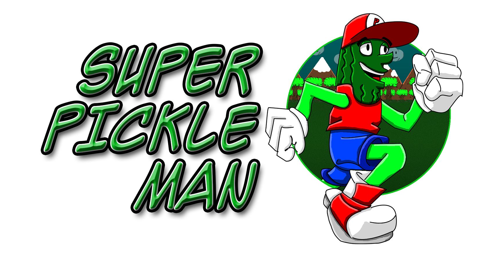 Super Pickle Man
