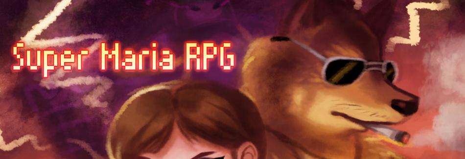 SUPER MARIA RPG