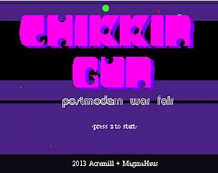 ChikkinGun Thumbnail