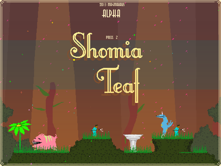 Shomia Teaf: The Unfinished Fairy