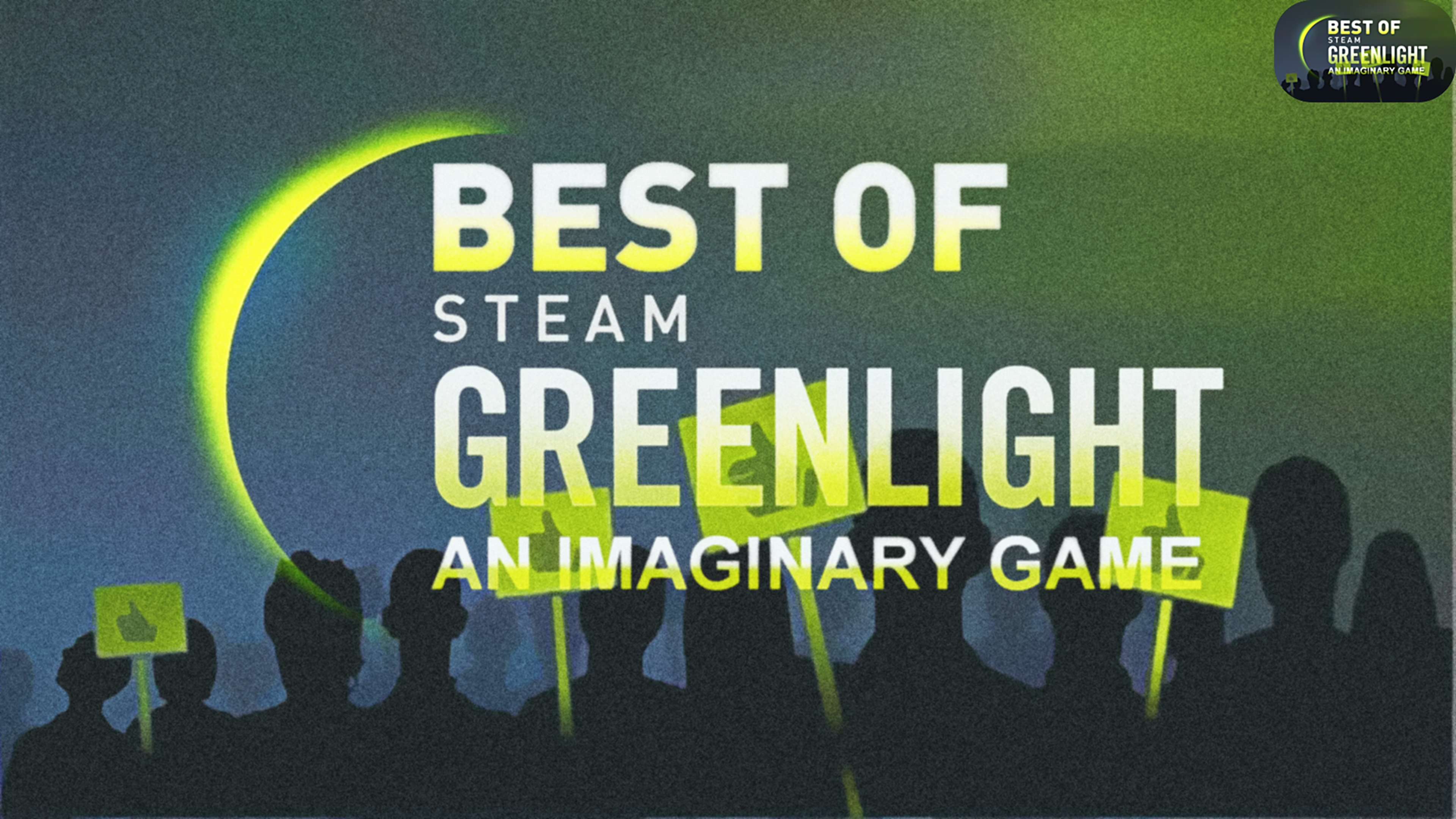 Best Of Steam Greenlight: An Imaginary 4k Game