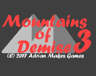 Mountains of Demise 3