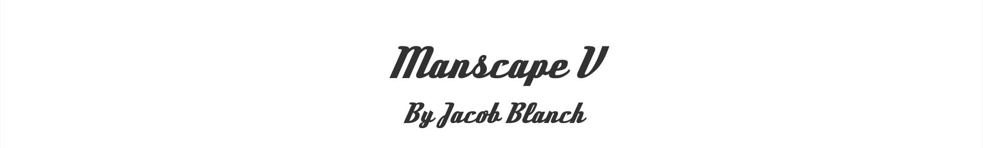 Manscape V