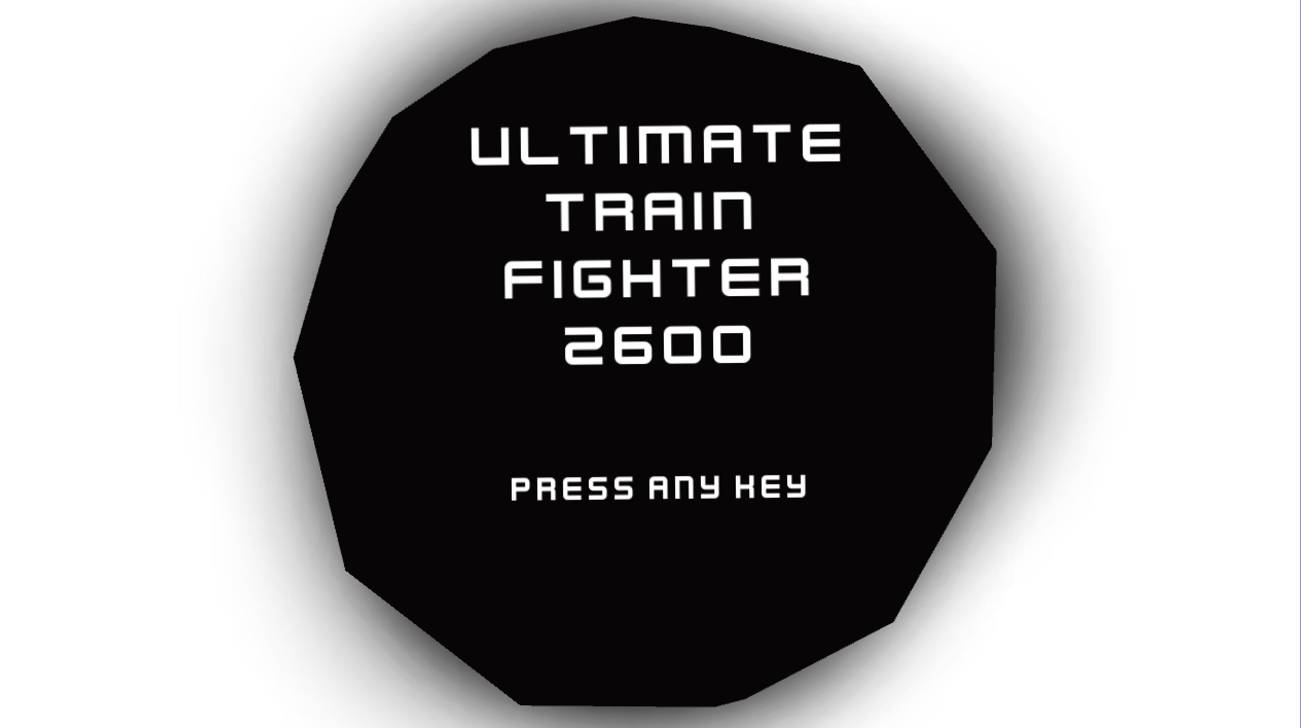 Ultimate Train Fighter 2600