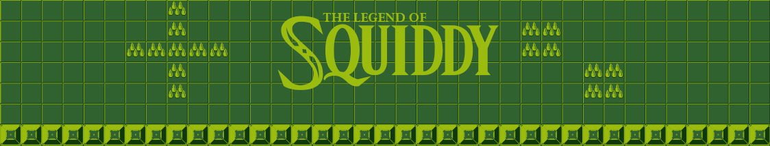 The Legend of Squiddy